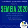 Sema promove Semana Digital de Meio Ambiente