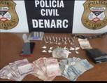 Traficante é preso com droga e motocicleta roubada na Zona Leste de Porto Velho