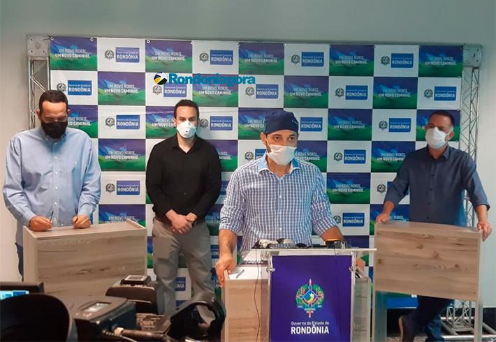 Rondônia registra 745 novos casos de Coronavírus em 24 horas; rede privada também não tem mais leitos