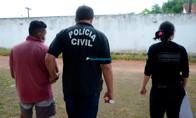 Polícia Civil cumpre novos mandados contra foragidos que tentavam receber auxílio emergencial
