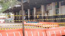 Fotos: Maioria das lojas das zonas sul e leste abriu e fechou logo cedo; rodoviária foi isolada