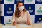 Secretária da Saúde do Amazonas é presa durante operação da PF