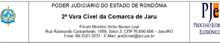 Edital para Conhecimento de Terceiros - Processo: 7000968-15.2020.8.22.0003