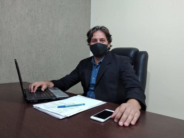 Vereador Waldemar Neto inova no atendimento ao público com o gabinete virtual