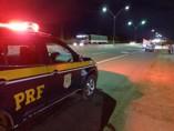 Homem morre atropelado ao correr na BR-364