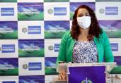 Primeira-dama testa positivo para Coronavírus e governador também entra em quarentena