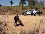 Em Ji-Paraná, ex-presidiário é morto a tiros e companheira baleada no braço