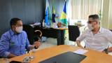 Eyder Brasil entrega emendas parlamentares em Ariquemes e Cacaulândia