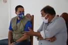 Deputado Sargento Eyder Brasil entrega 150 mil em emenda parlamentar em Mirante da Serra e Vale do Paraíso