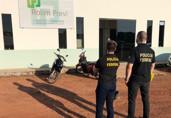 PF descobre esquema milionário em Rolim de Moura e realiza operação com 200 homens em 5 estados