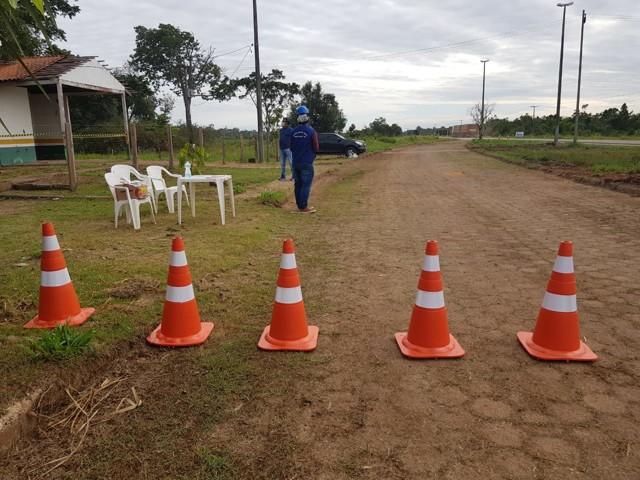 Mais de 45 mil pessoas foram abordadas em barreiras sanitárias contra a Covid-19