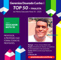 Professor de Ji-Paraná é finalista do Prêmio Educador Nota 10