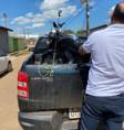 Polícia recupera moto e desvenda crime após denúncia da própria vítima