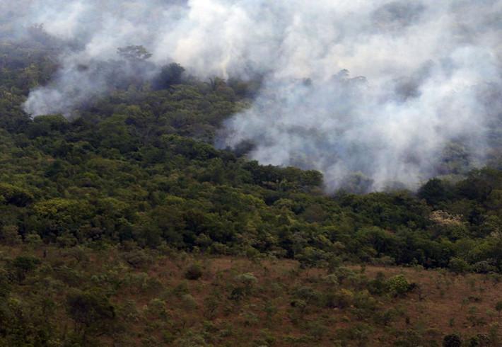Governo proíbe queimadas em todo o país por 120 dias