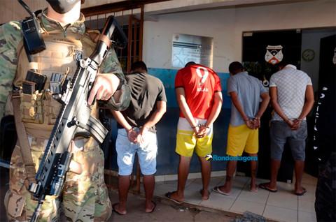 Operação da Polícia Civil cumpre 31 mandados de prisão contra envolvidos em homicídios, roubo e tráfico