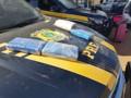 PRF prende mulher com quase 7 quilos de droga em táxi