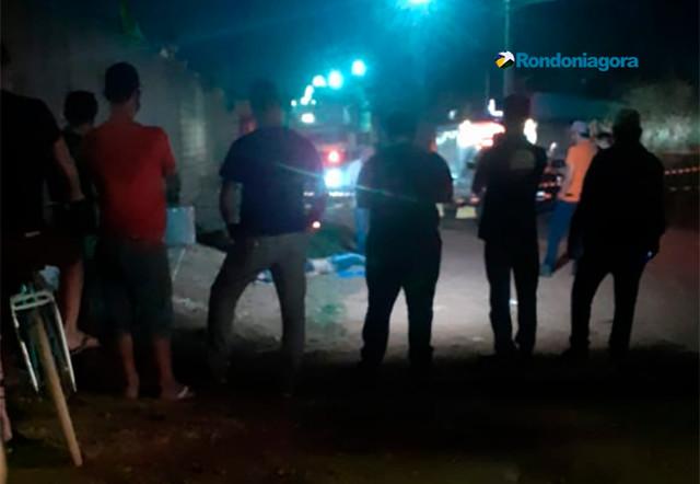 Homem é assassinado em via pública na Zona Sul de Porto Velho