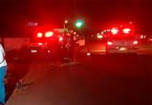 Motociclista morre após colidir contra árvore na Capital