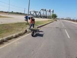 Espaço Alternativo passa por manutenção em Porto Velho