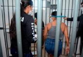 Mulheres são maioria dos presos na operação contra facção criminosas em Porto Velho