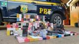 PRF aprende perfumes falsificados e pen drives
