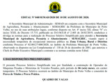 Prefeitura da Capital abre seleção para nível fundamental com salários de R$ 3.659,40