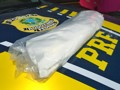 Mulher rouba droga de traficante, mas é presa pela PRF