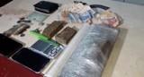 Motorista de aplicativo e traficante são presos na Capital