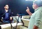 Vídeo: Secretário de Agricultura do Estado invade rádio em Jaru e PM é chamada