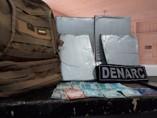 Denarc prende boliviana com cocaína avaliada em R$ 150 mil