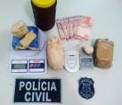 Traficante é preso com crack em propriedade rural