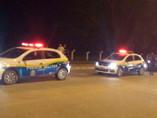 Motorista bêbado é preso dirigindo no Espaço Alternativo