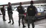 Força Nacional de Segurança chegam ao Amazonas para conter onda de violência