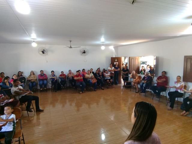 Trabalhadores em educação de Costa Marques agora também são representados pelo Sintero