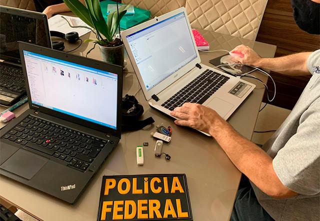 Polícia Federal prende médico de Porto Velho por pornografia infantil