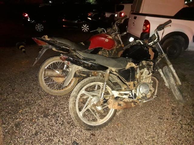 Polícia Civil apreende motos em ação na Capital