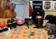 Vídeo: Polícia prende dupla acusada de matar comerciante durante roubo em Porto Velho
