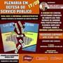 Sindsef convida entidades sindicais para plenária sobre impactos da Reforma Administrativa no serviço público e na sociedade