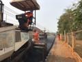 Concluída pavimentação asfáltica do primeiro quilômetro da estrada do Belmont