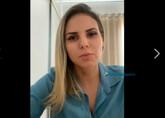 Vídeo: Carla Redano abandona a disputa em Ariquemes após orações de Tziu Jidalias e empresária