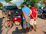 Irmãos que estavam foragidos são presos pela Furtos e Roubos
