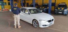 Homem é preso em Rondônia com BMW roubada em São Paulo