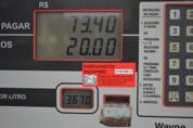Ipem interdita bomba de combustível irregular em Porto Velho