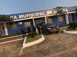 Operação da Polícia Civil e MP cumpre mandados envolvendo vereadores de Urupá