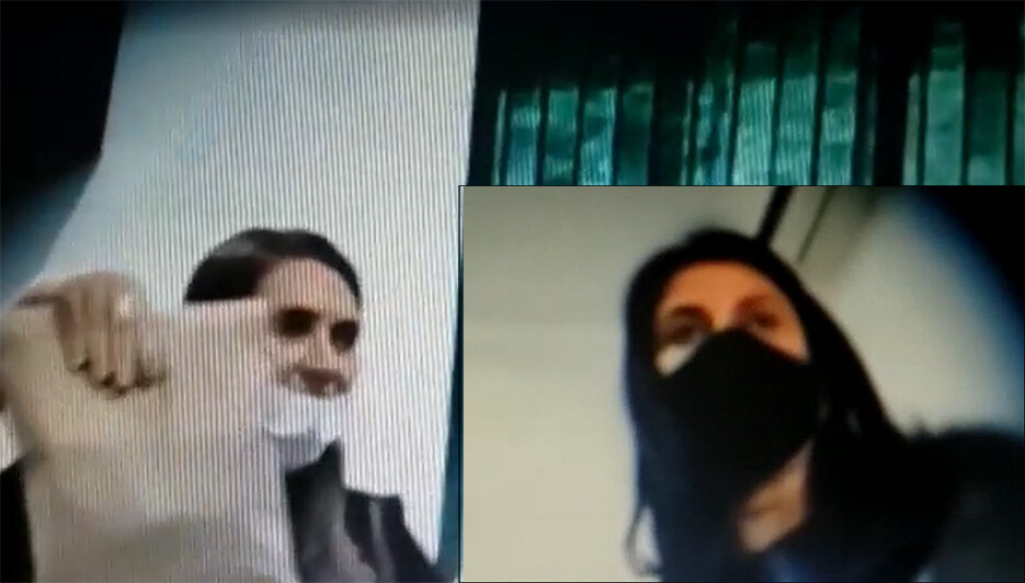 Vídeo mostra prefeitas Glaucione e Lebrinha recebendo dinheiro de esquema
