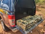 PRF apreende 46 quilos de skunk e 7,45 de cocaína em carro transportado por caminhão cegonha