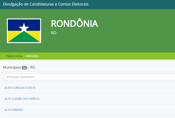 TRE de Rondônia contabiliza 5.790 pedidos de registro de candidatura