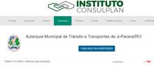 Abertas inscrições do concurso da Autarquia Municipal de Trânsito e Transportes de Ji-Paraná