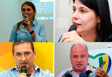Prefeitos presos pela PF são transferidos para presídios da Capital