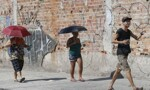 Onda de calor continua no Centro Oeste e Inmet alerta para risco de morte